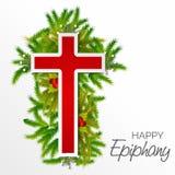 Epiphany. Vector Illustration of Epiphany background Stock Images