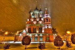 Epiphanykerk van Yaroslavl Royalty-vrije Stock Fotografie