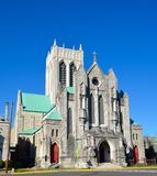 Episcopal Cathedral Stock Photography