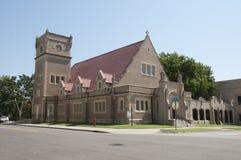 Episcopal church Royalty Free Stock Photo