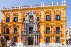 episcopal pałacu Obraz Royalty Free