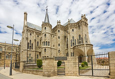 Episcopal Palace Royalty Free Stock Photography