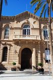 Episcopal palace, Almeria. Royalty Free Stock Image
