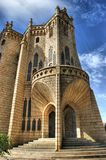 Episcopal Palace in Astorga Stock Photography