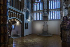 Episcopal Palace of Astorga by Gaudi Stock Images