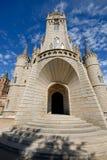 Episcopal palace of Astorga, Leon, Spain Royalty Free Stock Photos