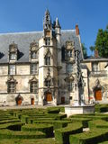 Episcopal palace at Beauvais Stock Images