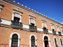 The Episcopal palace in Ciudad Real, Castilla la Mancha, Spain Royalty Free Stock Images