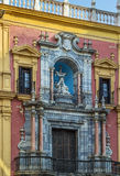 Episcopal Palace, Malaga, Spain Royalty Free Stock Photo