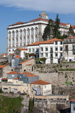 Episcopal Palace of Porto in Portugal Stock Image
