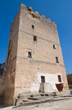 Episcopio Castle. Grottaglie. Puglia. Italy. Stock Photography