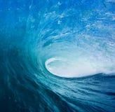 episk surfa wave Arkivfoton
