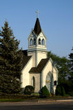 Episkopale Kirche, Middletown, RI Lizenzfreies Stockbild
