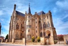 Episkopaler Palast. Stockbilder