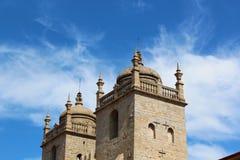 Episkopaler Palast in Porto, Portugal Lizenzfreie Stockbilder
