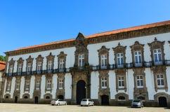 Episkopaler Palast in Porto, Portugal Lizenzfreies Stockbild