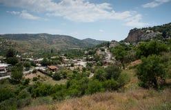 Episkopi village, Paphos, Cyprus Stock Photo