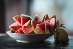Episodio maníaco de la fruta Foto de archivo libre de regalías