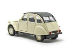 Epopei z powrotem Citroen 2CV samochód Obraz Royalty Free