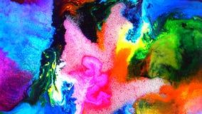 Epoxy Resin Petri Dish Art macro video time laps