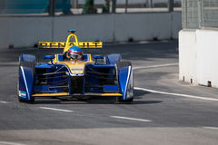 EPrix 2015 de FIA Formula E Putrajaya Imagen de archivo
