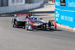 EPrix 2015 de FIA Formula E Putrajaya Fotografía de archivo