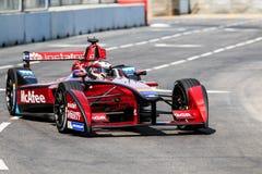 EPrix 2015 de FIA Formula E Putrajaya Imagen de archivo libre de regalías