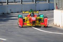 EPrix 2015 de FIA Formula E Putrajaya Foto de archivo
