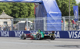 EPrix 2017 de Lucas di Grassi - de Paris Photo stock