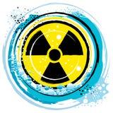 eps辐射 库存例证