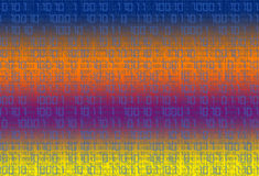 eps ανασκόπησης δυαδικό συμπεριλαμβανόμενο απεικόνιση διάνυσμα τεχνολογίας ελεύθερη απεικόνιση δικαιώματος