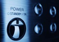 eps 10 κουμπιών διάνυσμα ισχύος απεικόνισης μορφής Στοκ εικόνα με δικαίωμα ελεύθερης χρήσης