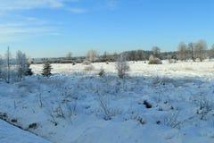 eps πόλης διανυσματικός χειμώνας Στοκ εικόνες με δικαίωμα ελεύθερης χρήσης
