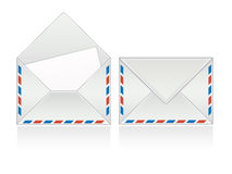 eps ταχυδρομείο εικονιδί&omega Στοκ Εικόνες