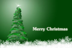 eps Χριστουγέννων 8 καρτών συμπεριλαμβανόμενο αρχείο δέντρο στοκ εικόνες