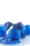 eps Χριστουγέννων καρτών 8 σφαιρών συμπεριλαμβανόμενο αρχείο διάνυσμα Στοκ Εικόνες