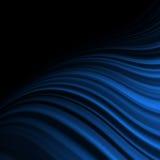 Αφηρημένο υπόβαθρο με την μπλε ροή. EPS 10 Στοκ φωτογραφίες με δικαίωμα ελεύθερης χρήσης