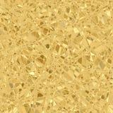 eps 8 ανασκόπησης χρυσό μωσαϊκό Στοκ εικόνα με δικαίωμα ελεύθερης χρήσης