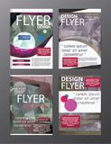 Polygon Modern Brochure Layout design template.Flyer Leaflet cov. Eps . 10 Abstract Polygon Modern Brochure Layout design template.Flyer Leaflet cover stock illustration