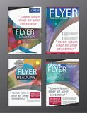 Polygon Modern Brochure Vector CMYK Modern A4. Eps . 10 Abstract Polygon Modern Brochure Vector CMYK Modern A4 Royalty Free Stock Image