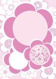 eps-blommablommor Arkivbilder