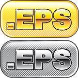 EPS extension vector Icon Stock Photo