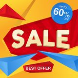 Super Sale banner template design. EPS 10 and JPEG files vector illustration