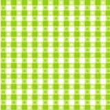 EPS+JPG, tovaglia di verde di calce Immagini Stock