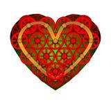8 eps kartoteki kierowa ikona zawierać Miłość symbol Walentynki s dzień z znakiem Mali koła Mieszkanie styl dla grafiki i sieci p ilustracja wektor