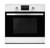 eps 10 oven Geïsoleerde royalty-vrije stock fotografie