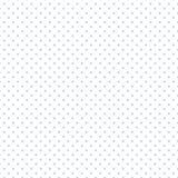 +EPS Polkadots, blu su priorità bassa bianca Fotografie Stock