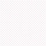 +EPS Polkadots, cor-de-rosa no fundo branco Fotos de Stock