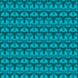 198 eps. Seamless houndstooth pattern geometric abstract background Royalty Free Stock Images