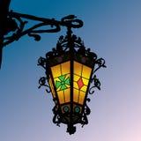EPS10 Streetlight Zdjęcia Royalty Free